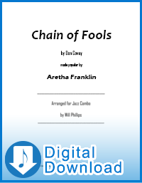 Chain of Fools button